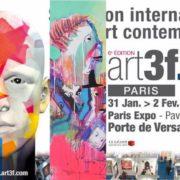 Art3F Paris (31 janvier – 2 février 2020)