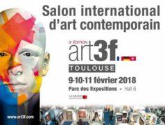 Art3F Toulouse (du 9 au 11 février 2018)