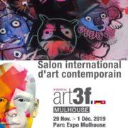 Art3F Mulhouse (29 nov.-1er décembre 2019)