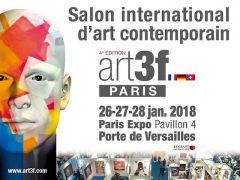 Art3F Paris (du 26 au 28 janvier 2018)