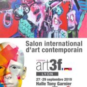 Art3F Lyon (27-29 septembre 2019)