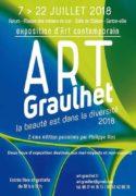 Art Graulhet (du 7 au 22 juillet 2018)