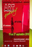 Art Quercy (du 19 au 27 septembre 2018)