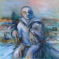 Jean de la lune, Priscille Deborah artiste peintre expressionniste sensualiste