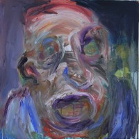 Ovide, Priscille Deborah artiste peintre expressionniste sensualiste