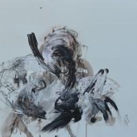 Alive #20, Priscille Deborah artiste peintre expressionniste sensualiste