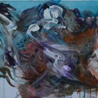 Tohu bohu, Priscille Deborah artiste peintre expressionniste sensualiste