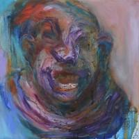 Esculape, Priscille Deborah artiste peintre expressionniste sensualiste