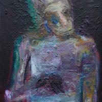 Soldat de plomb, Priscille Deborah artiste peintre expressionniste sensualiste
