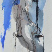 Veno de Milus #II, Priscille Deborah artiste peintre expressionniste sensualiste
