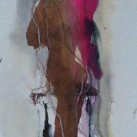Veno de Milus #III, Priscille Deborah artiste peintre expressionniste sensualiste