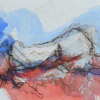 Veno de Milus #IX, Priscille Deborah artiste peintre expressionniste sensualiste