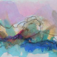 Veno de Milus #VII, Priscille Deborah artiste peintre expressionniste sensualiste