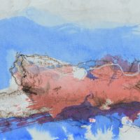 Veno de Milus #X, Priscille Deborah artiste peintre expressionniste sensualiste