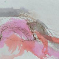 Veno de Milus #XI, Priscille Deborah artiste peintre expressionniste sensualiste