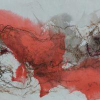 Veno de Milus #XII, Priscille Deborah artiste peintre expressionniste sensualiste
