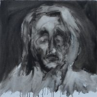 Jericho, Priscille Deborah artiste peintre expressionniste sensualiste
