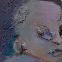 L'impossible Mr bébé, Priscille Deborah artiste peintre expressionniste sensualiste