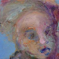 L'ingénu, Priscille Deborah artiste peintre expressionniste sensualiste