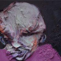 Médhanite, Priscille Deborah artiste peintre expressionniste sensualiste