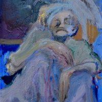 Mutatis Mutandis, Priscille Deborah artiste peintre expressionniste sensualiste
