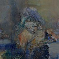 Remise de peine, Priscille Deborah artiste peintre expressionniste sensualiste