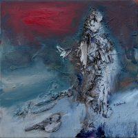 Rue du temps, Priscille Deborah artiste peintre expressionniste sensualiste