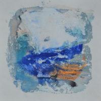 Métissage #I, Priscille Deborah artiste peintre expressionniste sensualiste