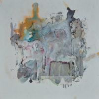Métissage #VI, Priscille Deborah artiste peintre expressionniste sensualiste