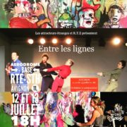 Performance Avignon (11, 12 et 13 juillet 2019)