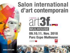 Art3F Mulhouse (du 9 au 11 novembre 2018)