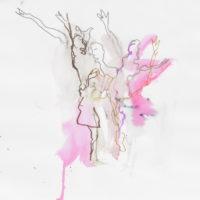 Sombre Printemps #105, Priscille Deborah, artiste peintre expressionniste sensualiste