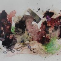 Les curieux #IV, Priscille Deborah, artiste peintre expressionniste sensualiste