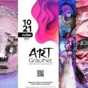 Art Graulhet (10-21 juillet 2019)