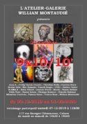 Galerie William Montaudié (3 déc. 2019 – 1er février. 2020)