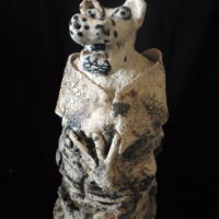 Shalom, Priscille Deborah, artiste plasticienne expressionniste sensualiste