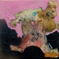 Chic et rebelle #I, Priscille Deborah, artiste plasticienne expressionniste sensualiste