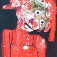 Bergamote, Priscille Deborah, artiste plasticienne expressionniste sensualiste