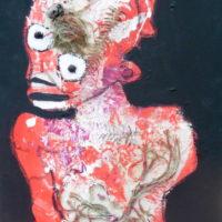 Léon, Priscille Deborah, artiste plasticienne expressionniste sensualiste