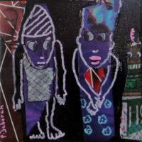 Les noctambules #16, Priscille Deborah, artiste plasticienne expressionniste sensualiste