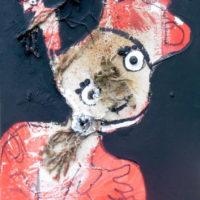 Livio, Priscille Deborah, artiste plasticienne expressionniste sensualiste