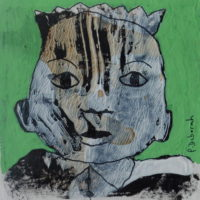 Métissage #45, Priscille Deborah, artiste plasticienne expressionniste sensualiste