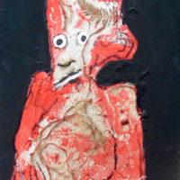 Sauveur, Priscille Deborah, artiste plasticienne expressionniste sensualiste