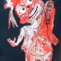 Walter, Priscille Deborah, artiste plasticienne expressionniste sensualiste