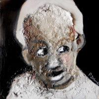Amoq, Priscille Deborah, artiste plasticienne expressionniste sensualiste