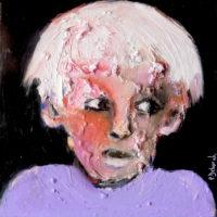 Athanor, Priscille Deborah, artiste plasticienne expressionniste sensualiste