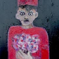 L'enfant-roi, Priscille Deborah, artiste plasticienne expressionniste sensualiste