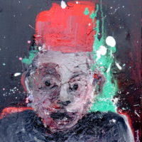 Lazare, Priscille Deborah, artiste plasticienne expressionniste sensualiste