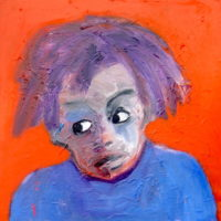Samba, Priscille Deborah, artiste plasticienne expressionniste sensualiste