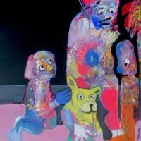 Le pouvoir des fleurs, Priscille Deborah, artiste plasticienne expressionniste sensualiste